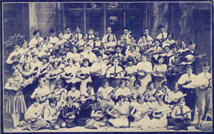 Class photo from Goodwin's Class or Group Ukulele Course